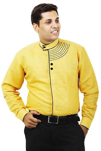 Linen Party Wear Shirt