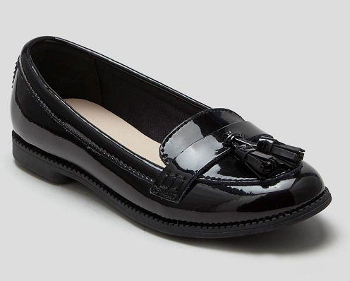 Loafers Style School Shoe for Girls