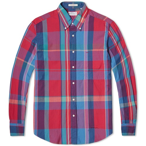 Madras Checks Shirt
