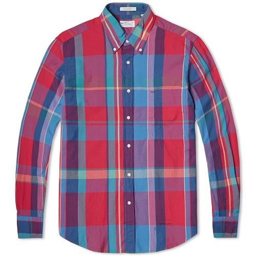 Madras Checks Shirt