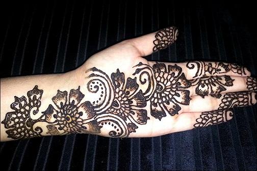 Floral Khafif Designs