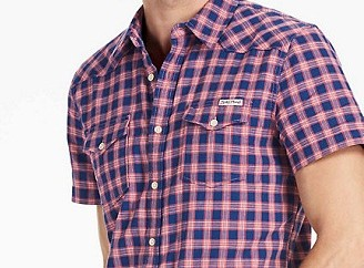 Men's Daily Wear Button Down Shirts