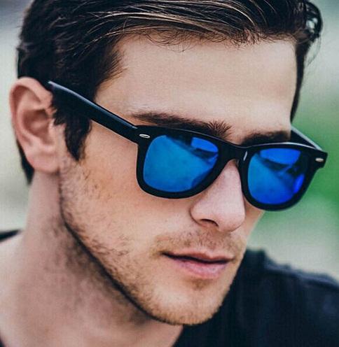 Men's choice Blue Sunglasses