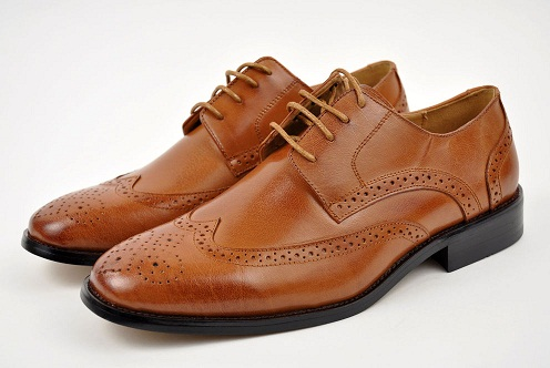 Men's wing Tip Shoes