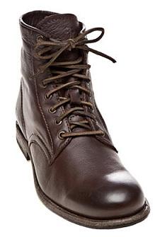 Men Designer Boots in Brown