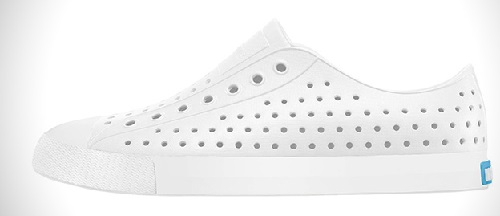 Men Smart White Sneakers