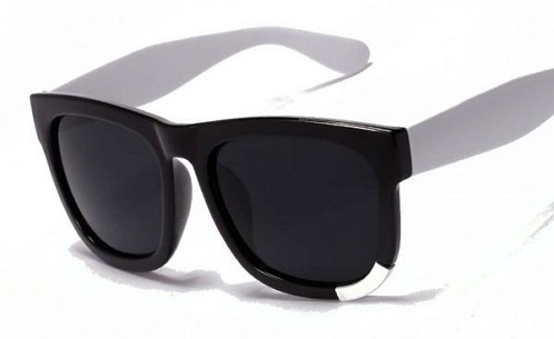Men and Women Fashionable Square Sunglasses