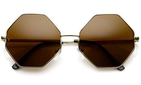 Metal Vintage Sunglasses