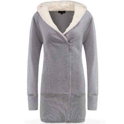 Mid-Length Women's Sweatshirt