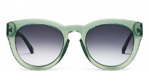Mint Green Sunglasses