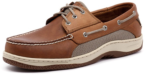 Moccasin 3-Eye Catskill Deck Men´s Shoe