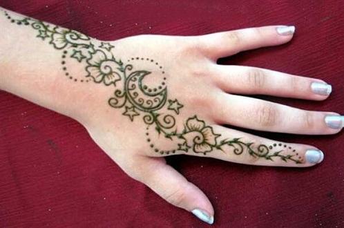 Bracelet Mehndi Designs