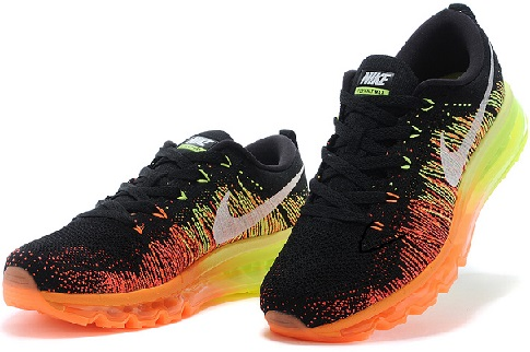 Nike Air Max – the burning sensation in comfortable shoes for men