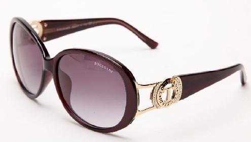 Oval shaped UV Sunglasses