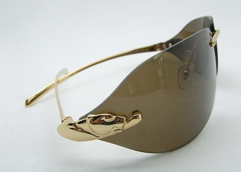Panther Designed Sunglasses