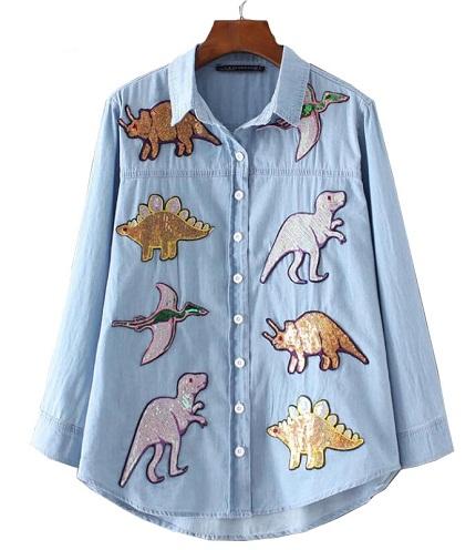 Patch Worked Designer Shirts