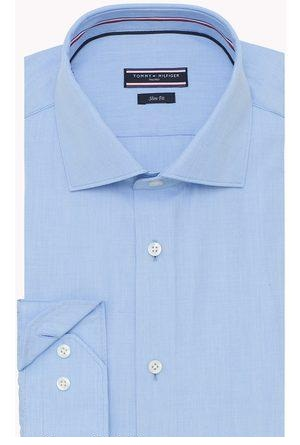 Plain Sky Blue Shirt
