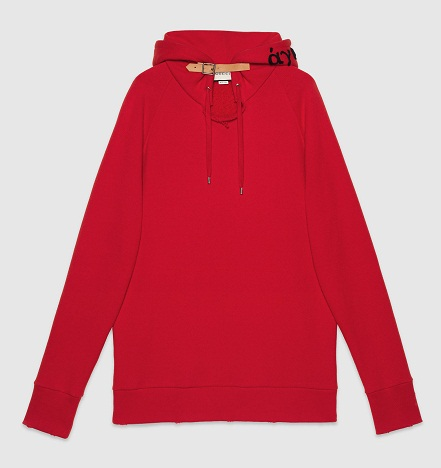 Plain red Men's Sweat Shirt