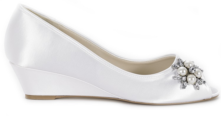 Platform heels Bridal shoes