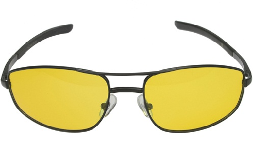 Polarized Yellow Sunglass