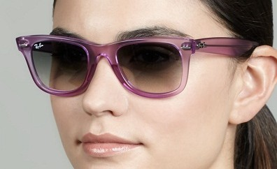 Pretty in Pink Wayfarers