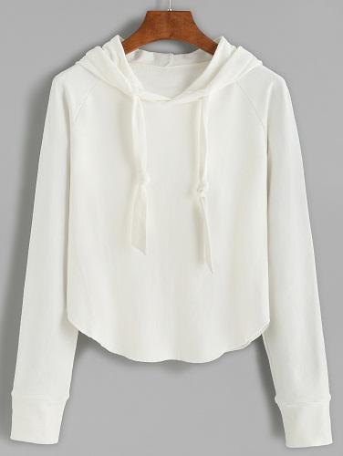 Raglan Sleeve Women's Sweatshirt