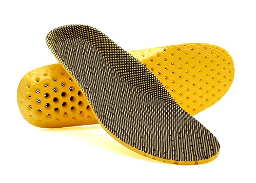 Removable Foot Pad Orthopedic Shoes