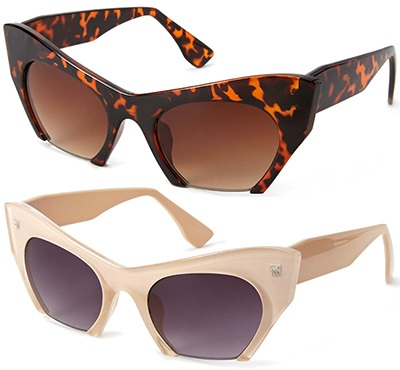 Retro Cat Eye Sunglass