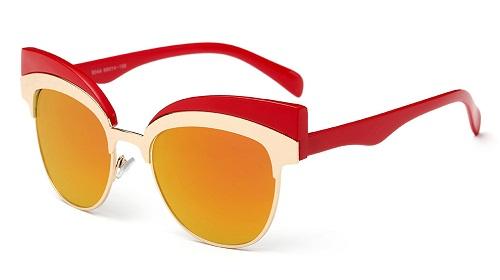 Retro Travel Beach Vintage Sunglasses