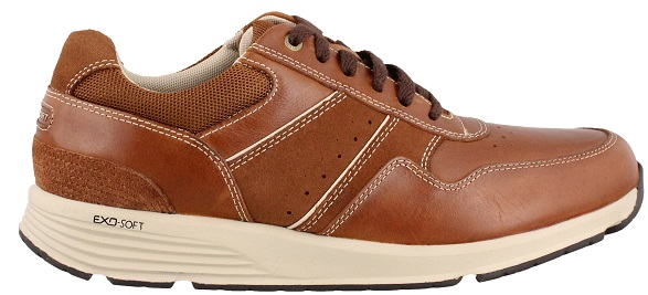 Rockport truStride Lace Up mens comfortable shoes
