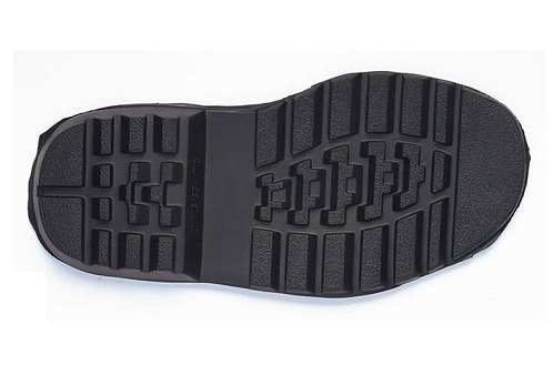 Rubber Outsole Orthopedic Shoes