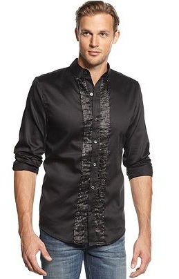 Sateen Shirt