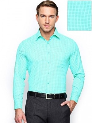 Sea Green Men Shirt