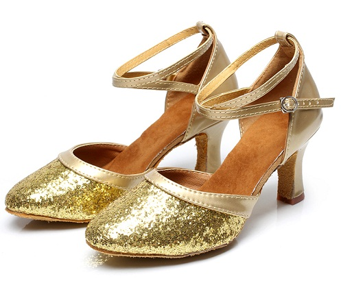 Sequin Dancing Shoes