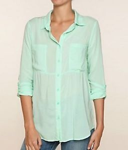 Simple Button Down Shirts for Woman