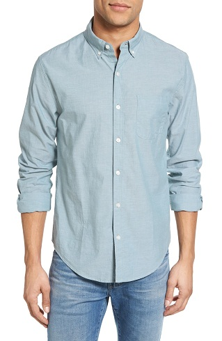 Slim Fit Button Down Shirts