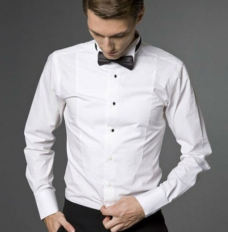 Slim Tailor Made Men's Shirt