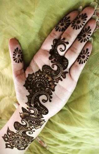 15 Latest Small Mehndi Designs In 2019 Styles At Life