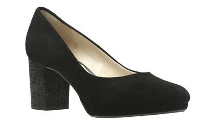 Smart Black Shoes for Women