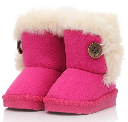 Snow Boots for Girl Kid