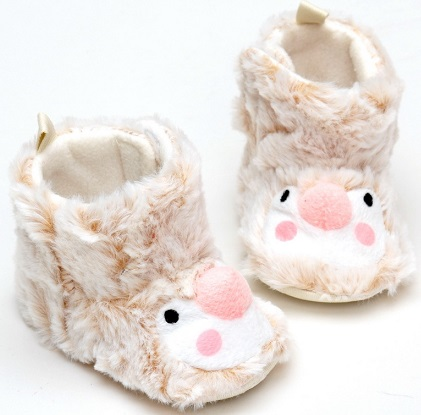 Soft Fur Toddler Shoes