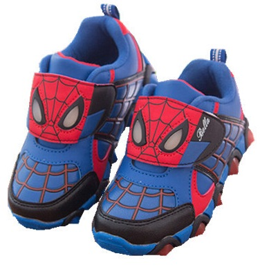 Spider Man Shoes for Boy Kid