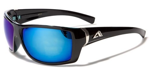 Sporty Blue Sunglasses