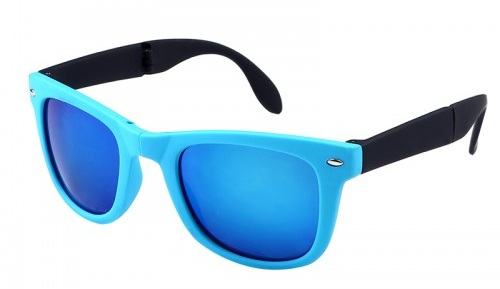 Sporty Folding Sunglasses for Women