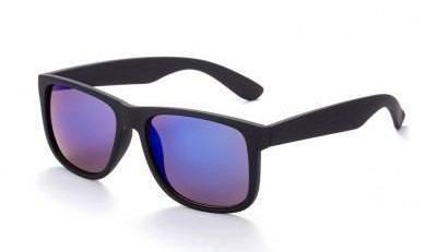 Square Framed Men's Sunglasses