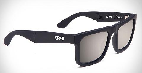 Square Shape Folding Sunglasses for Men