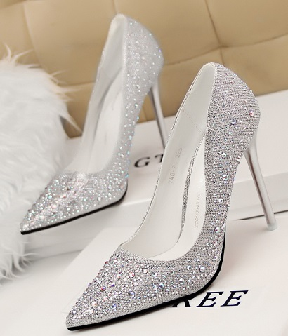 Stilettoes Bridal shoes