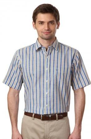 Stripped Half sleeve Shirt