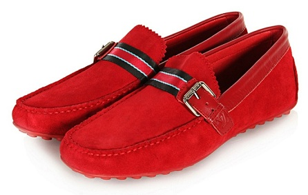 Stylish Red Shoes for Men and Womens