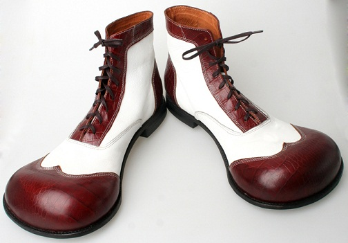 The Curvy Women's Big Shoes